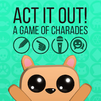 ACT IT OUT! A Game of Charades Review