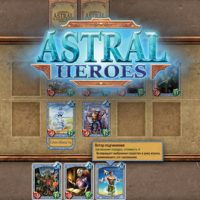 Astral Heroes Review