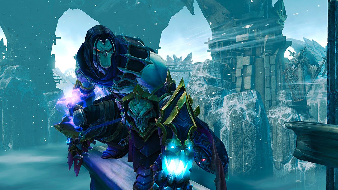 darksiders ii deathinitive edition ps4 review