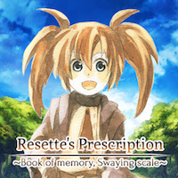 Resette's Prescription ~Book of memory, Swaying scale~ Review