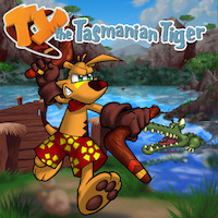 TY the Tasmanian Tiger Review