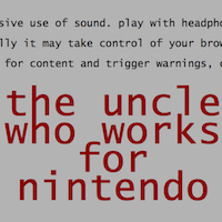 The Uncle Who Works For Nintendo Review