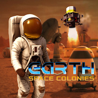 Earth Space Colonies Review