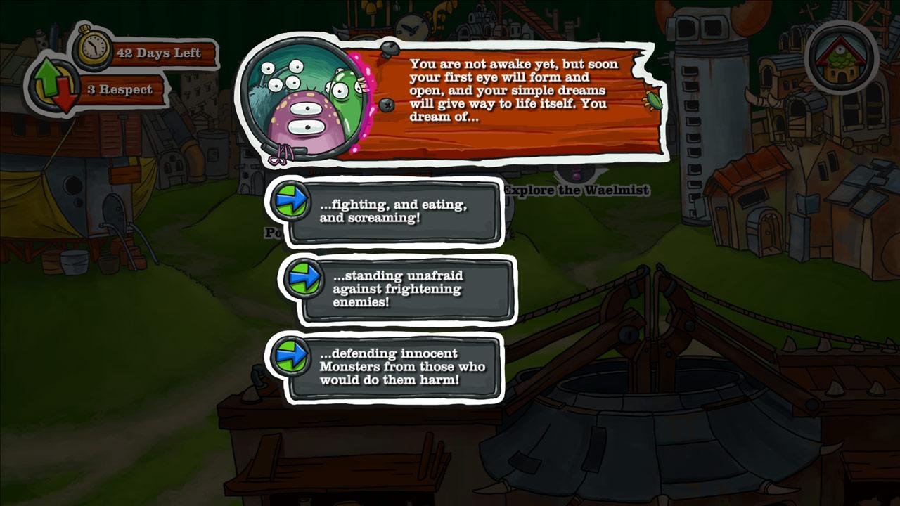 Monster Loves You! Review Screenshot 2