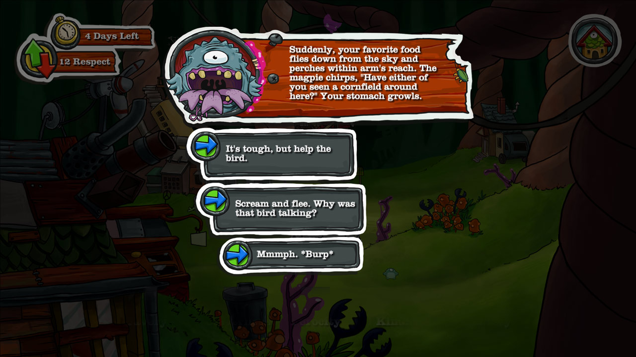 Monster Loves You! Review Screenshot 3