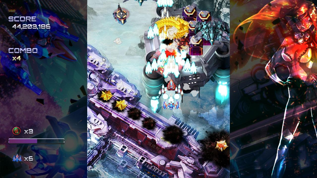 Ghost Blade HD Review Screenshot 1