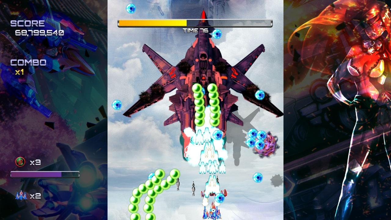 Ghost Blade HD Review Screenshot 2