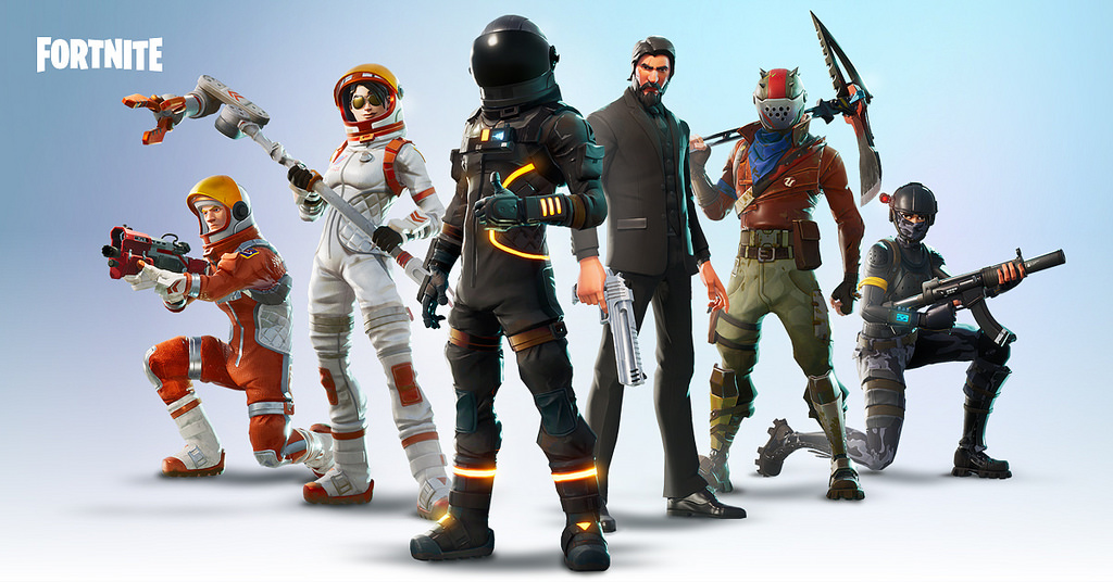 New Fortnite update brings 60FPS, hoverboards and building