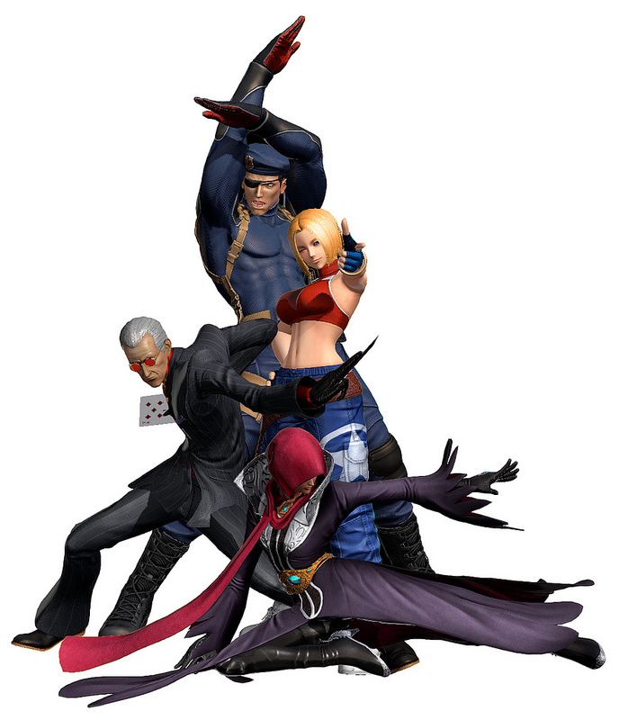 Fan Favourite Character Blue Mary Joins The King Of Fighters Xiv